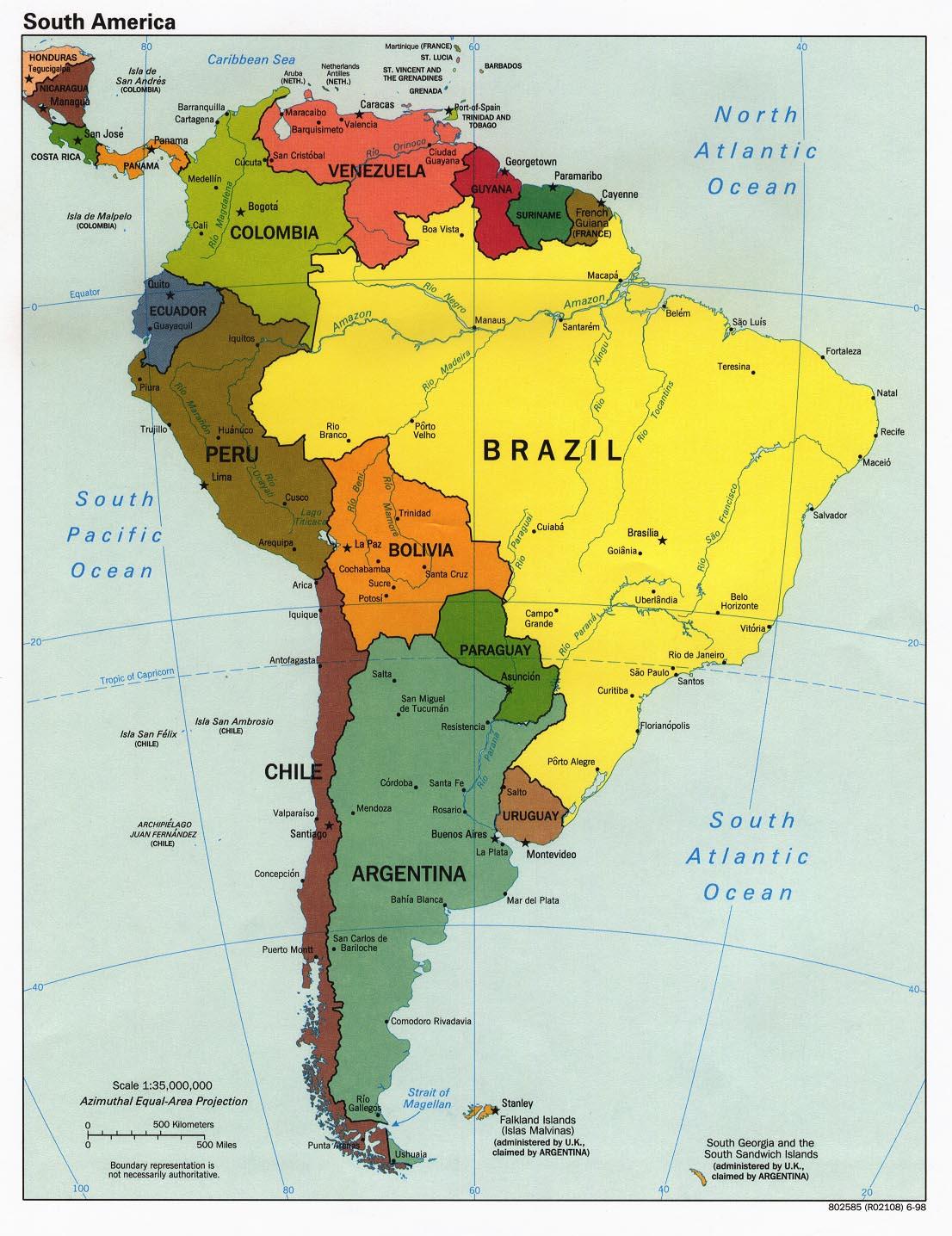 Uriel Heilman Iran in Latin America