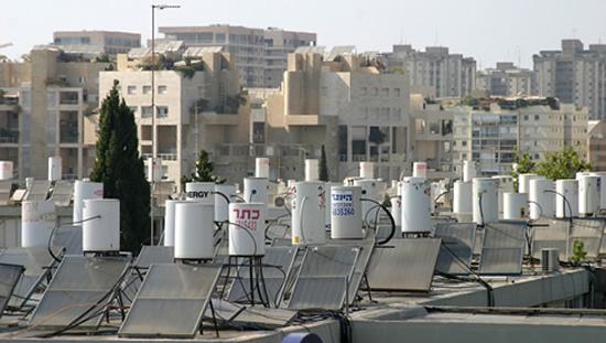 Uriel Heilman Israeli Energy Revolution